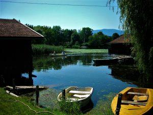 Abstellplatz für Boote am Staffelsee finden