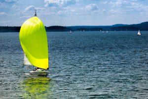 Abstellplatz für Boote am Großen Brombachsee finden