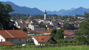 Abstellplatz für Wohnwagen in Traunstein und Umgebung finden