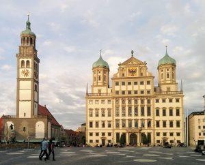 Abstellplatz für Wohnwagen in Augsburg und Umgebung finden